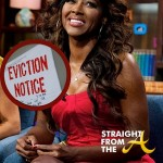 NEWSFLASH! RHOA Kenya Moore is Almost 'Homeless'! Faces Eviction From Atlanta Rental…