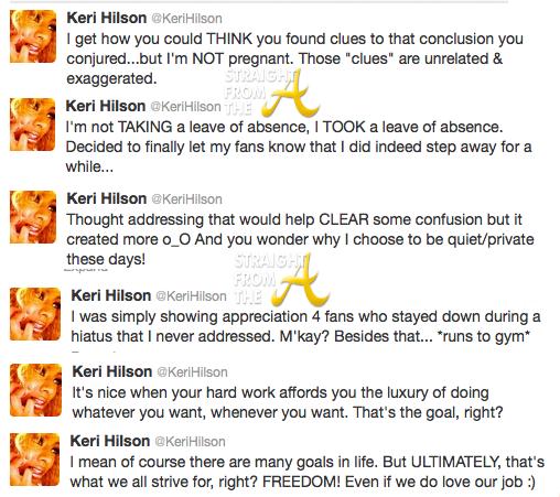 Keri Tweets 1