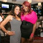 Mimi Faust LHHATL Viewing Party-17