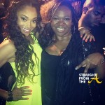 Mimi Faust and Michelle Brown StraightFromTheA 7