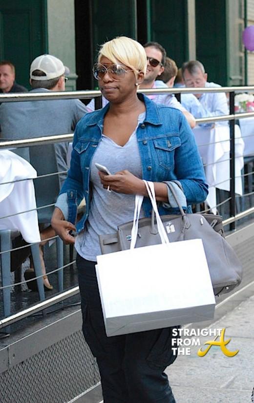 Nene Leakes NYC 060913 StraightFromTheA 3