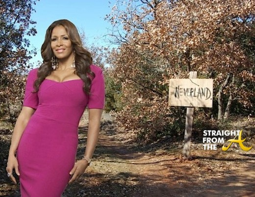 Sheree Whitfield Neverland