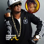 Celebrity Dads: The-Dream Shares Pics of Violet + Is His GalPal Expecting Twins? [PHOTOS]