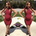 Tamar Braxton Pregnant SFTA - 6