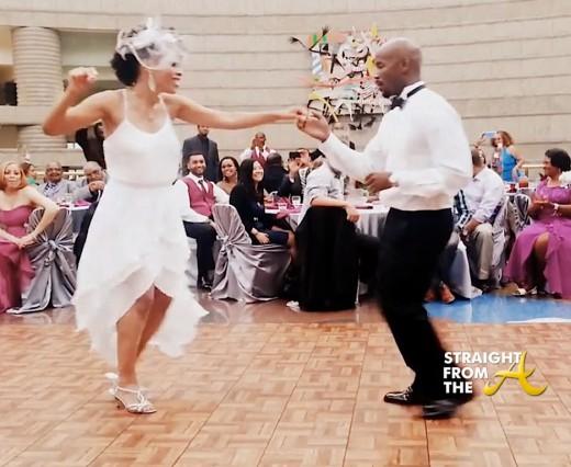 Wedding Dance StraightFromTHeA