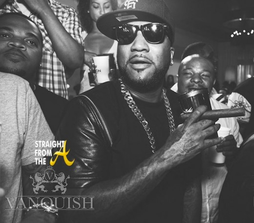 Mimi Faust, Erica Dixon & Ariane Davis Support Young Jeezy's Gourmet Footwear Launch… [PHOTOS]