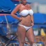 BUSTED! Kim Zolciak Pregnant and Smoking… Again! [PHOTOS]