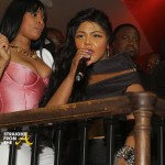 Lil Kim Hits Atlanta for Tiffany Foxx's Mixtape Party… [PHOTOS]