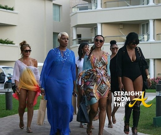 Bachelorette Party: Nene Leakes & Friends Do Cancun Prior to Hitting Vegas for Miss U.S.A. Pageant… [PHOTOS]