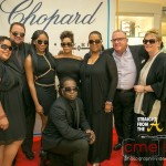 Quick Flix: Lisa Wu Hosts Launch Party for Chopard Luxury Jeweled Eyewear Collection… [PHOTOS]