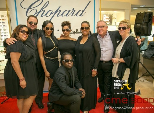 Lisa Wu Chopard Launch