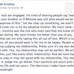 NEWSFLASH! Bobbi Kristina Announces Engagement to Brother/Boo Nick Gordon…