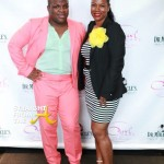 #EMF2013 – 'Fashion Queen' Derek J Draws Fellow Realty Stars to #RX4Style Lounge… [PHOTOS]