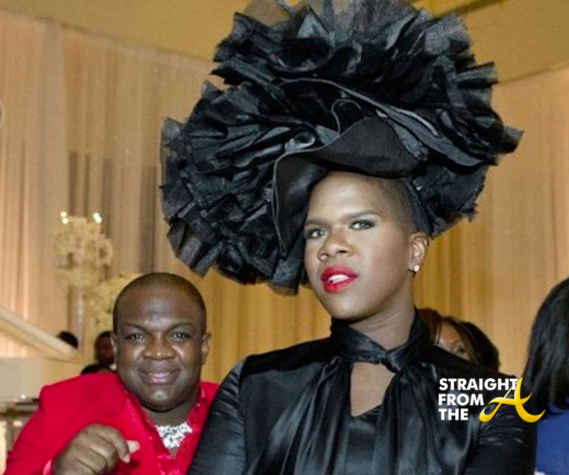 Fashion Queens - Derek J Miss Lawrence - Nene Wedding SFTA 1