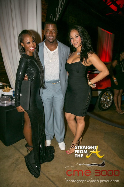 KENDRA G Kordell Stewart and GUEST