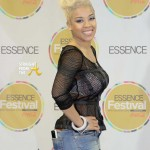 Keyshia Cole Hits 2013 Essence Music Festival Main Stage + Returns For Beyonce Performance… [PHOTOS + VIDEO]