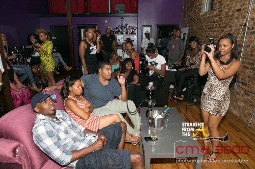 Mary Jane LHHATL Viewing Party-9