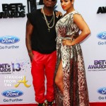 NeYo and Date 2013 BET Awards-5