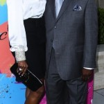 NewlyREwedded Nene & Gregg Leakes Make Post-Wedding Appearance in L.A… [PHOTOS]