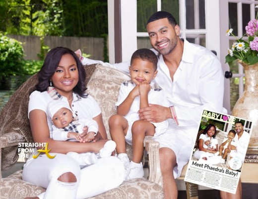 Phaedra Parks Apollo Nida and sons Ayden and Dylan SFTA