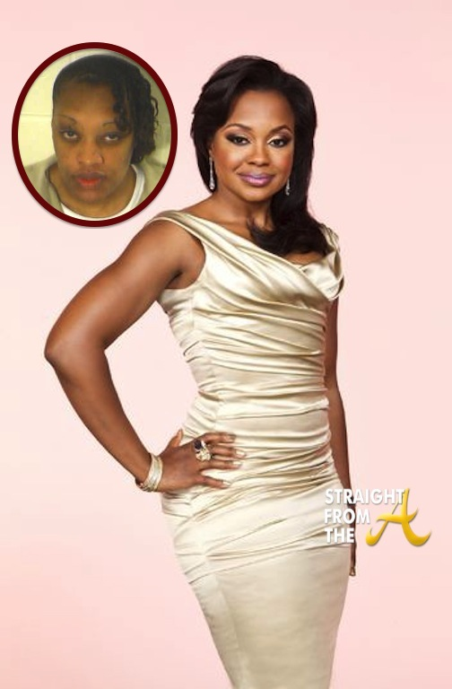 Phaedra parks of the real housewives of atlanta is suing one of her