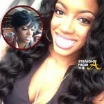 New Doo Alert! Porsha Stewart Sheds Her Weave and Comes Up Short… [PHOTOS]