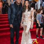 Boo'd Up – Ciara & Future Rock The 2013 MTV VMAs Red Carpet… [PHOTOS]