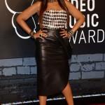 Jennifer Hudson and 6-Inch Christian Louboutins Battle MTV VMAs Red Carpet… [PHOTOS + VIDEO]