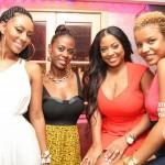Keri Hilson Parties With Usher Raymond, Latoya Luckett & More: Krave Lounge Atlanta Grand Opening [PHOTOS]