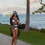 Beach Body Motivation: Marlo Hampton 'Hos' in Hawaii… [PHOTOS]