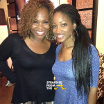 Mona Scott Young Erica Dixon - Rasheeda Baby Shower