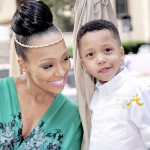 Monica Brown and Romelo - 2013