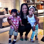 Monyetta  Shaw and Kids
