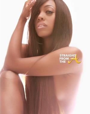 Porsha Stewart Naked Hair StraightFromTheA 2