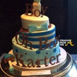Rasheeda Baby Shower Cake
