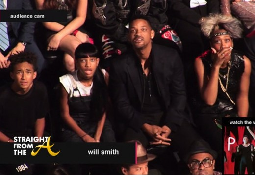 Smith Family Reaction To Miley Cyrus VMA Performance 2013