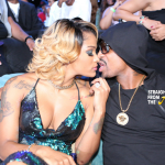 Stevie J Joseline Kiss LHHATL Reunion 1