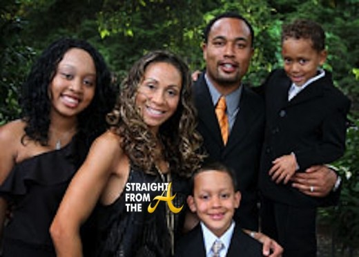chuck smith wife mynique smith and family