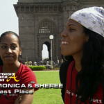 monica ambrose sheree buchanan amazing race