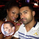 Rumor Control: Did Phaedra Parks' Husband Apollo Nida Beat Up Kenya Moore's Gay BFF? [PHOTOS + VIDEO]