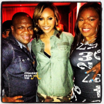 Derek J Cynthia Bailey Michelle ATLien Brown