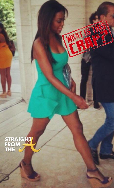 Kenya Moore NYFW 2013 StraightfromtheA 5