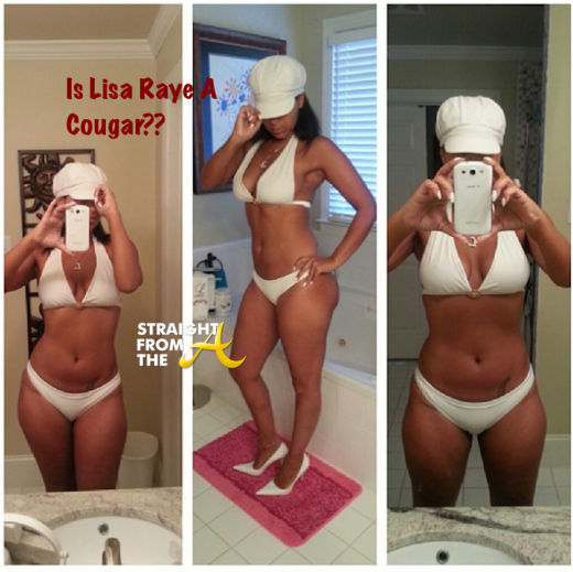 Lisa Raye Cougar StraightFromTheA