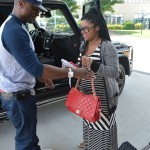 Rasheeda Released From Hospital 8