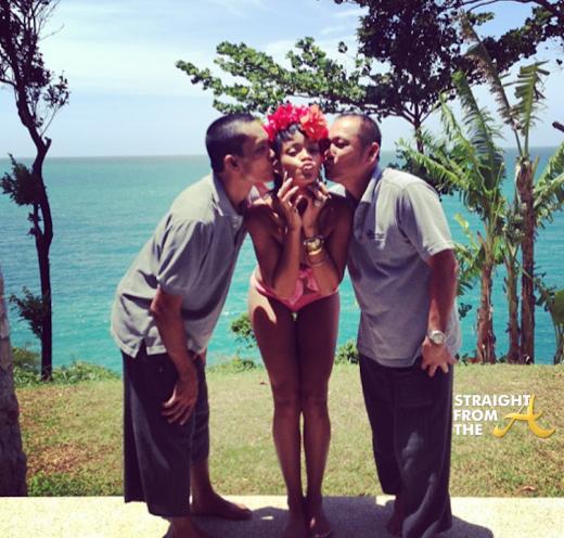 Rihanna Thailand 2013 SFTA-20