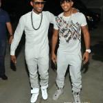 Ludacris' All-White 'LudaDay' Party: Usher, LaToya Luckett, Future & More Attend… [PHOTOS]