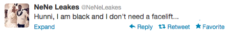 nene tweet 1