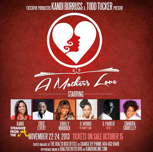 A Mothers Love Flyer