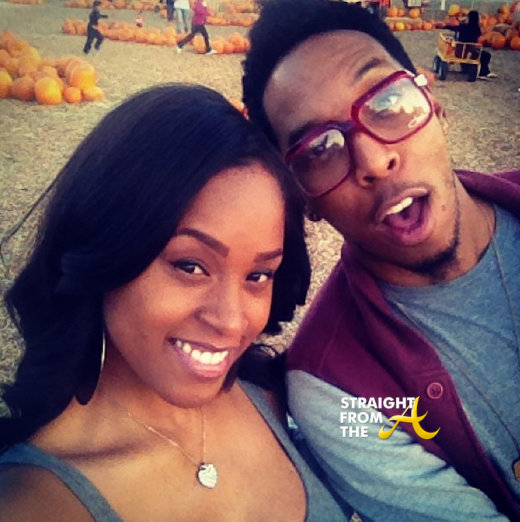 ... Minister Deitrick Haddon and Lady Dominique Haddon's wedding date