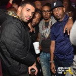 Nas, Jeezy, Drake & Ludacris Pop Bottles in A.T.L. + Drake's Unexpected Appearances Cause Issues…